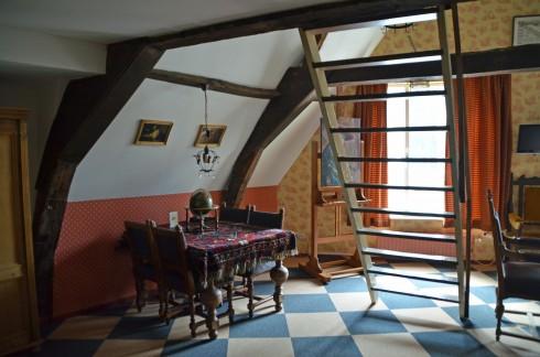 Vermeer Room, Emauspoort Hotel, Delft