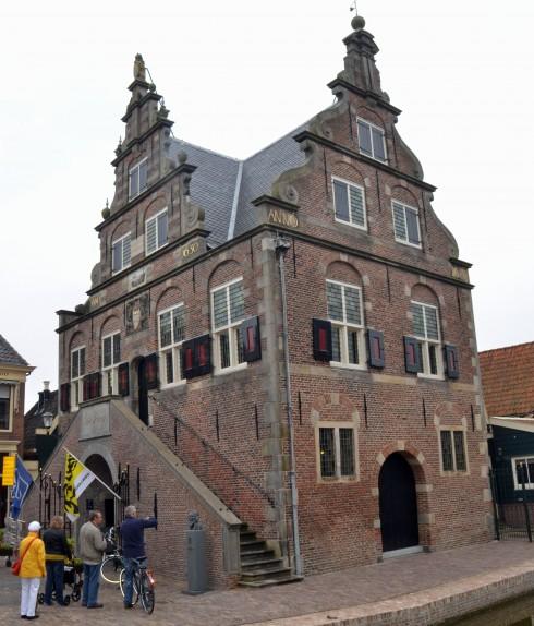 De Rijp Weigh House