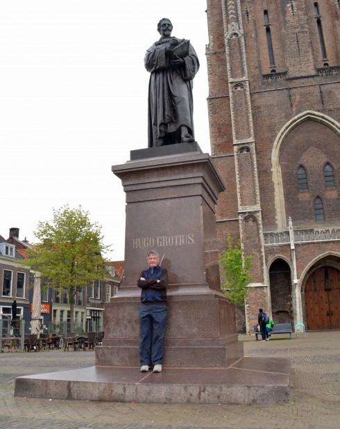 With Hugo Grotius