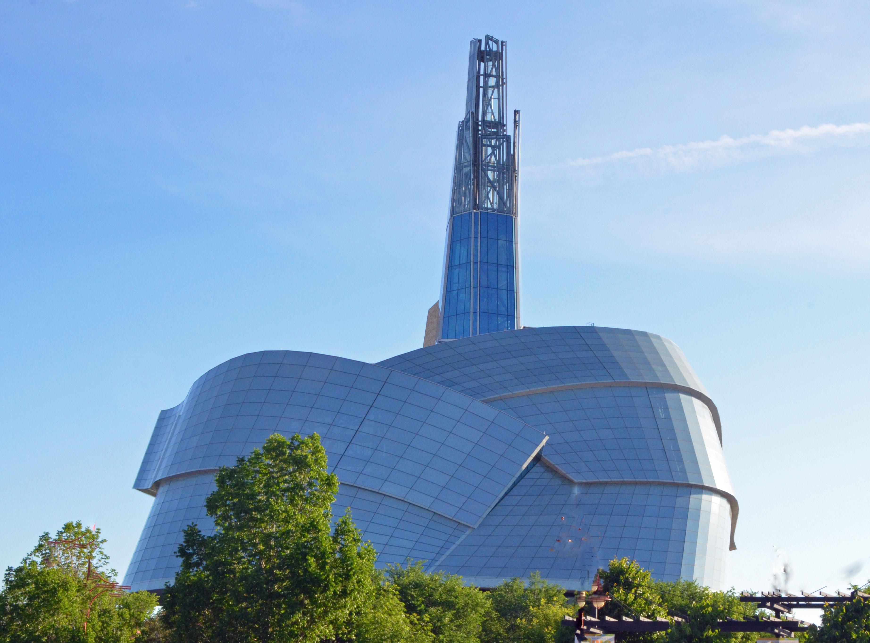 Canadian Museum For Human Rights Will Transform Winnipeg
