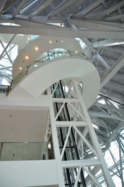 CMHR Spiral Staircase
