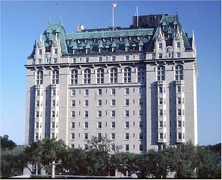 Fort Garry Hotel