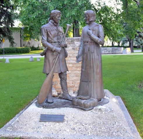 La Verendrye Monument