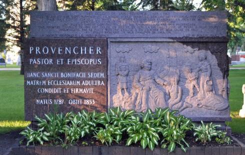 Provencher's Grave