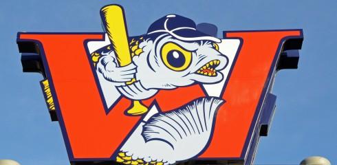 Winnipeg Goldeyes Mascot