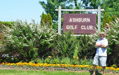 Ashburn Sign