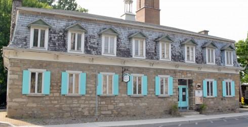 Former Sainte Rose Seminary?