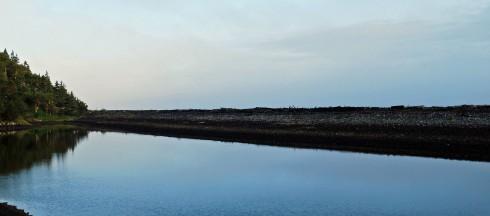 Dawn on Isle Haute