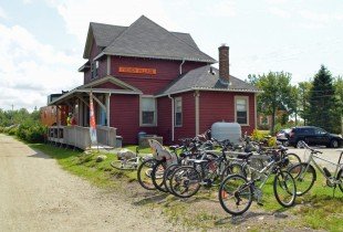 French Village Station - Bike & Bean