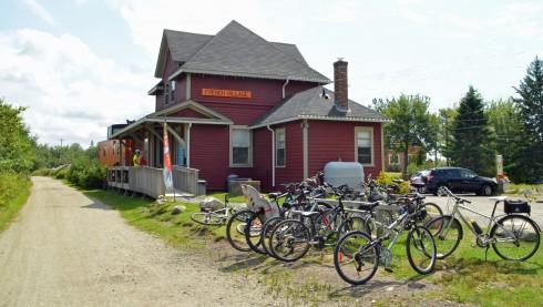 French Village Station - Bike & Bean