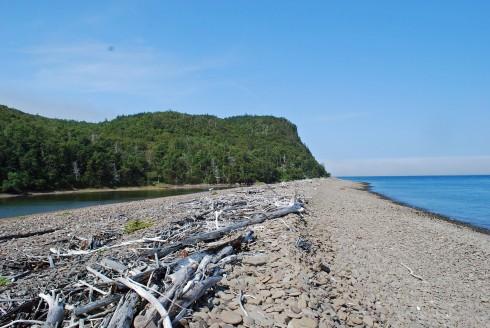 Isle Haute Beach