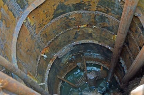 No 10X Bore hole