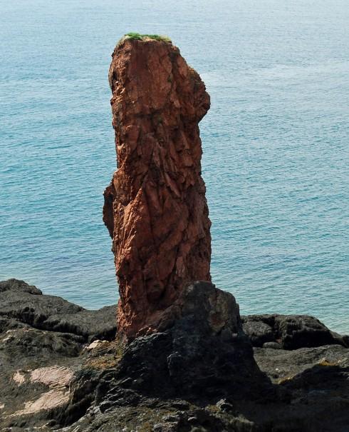 The Sea Stack? Sure.