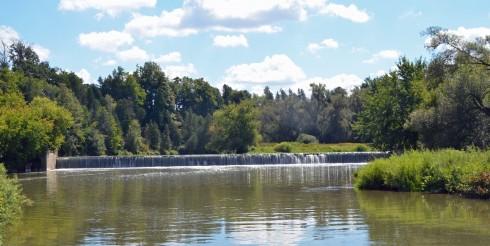 Conestogo River Dam