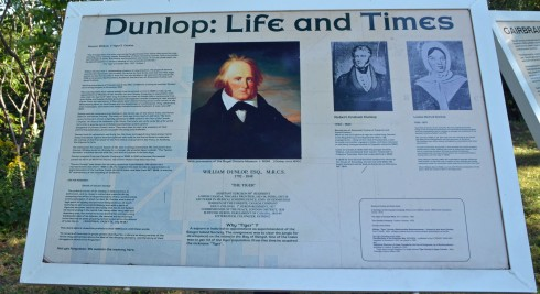Dunlop Life and Times