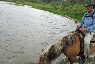 Fording the Conestogo