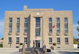 Goderich Courthouse