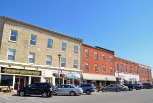 Goderich Main Street