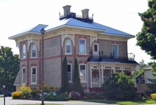 Goderich Mansion