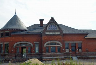 Goderich Train Station