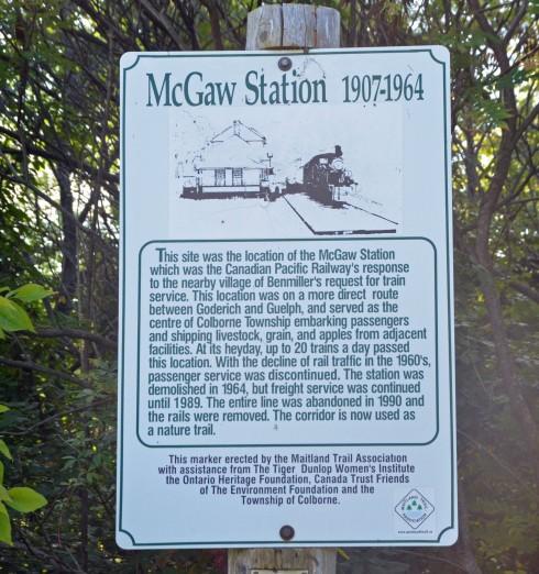 McGaw Station