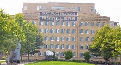 Seagram Distillers