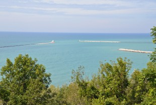 View from Goderich Lighthouse