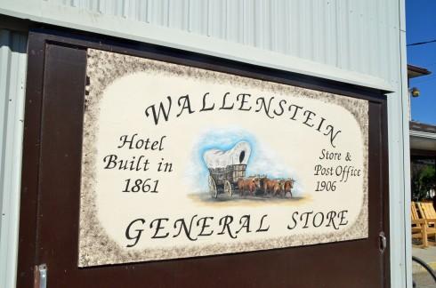 Wallenstein Sign