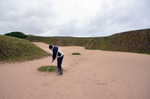 Brian in the Sandbox