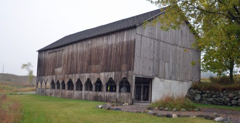 Old Milking Barn