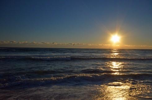 Early Morning Sunrise, Singer Island