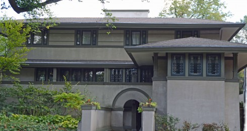 Frank Thomas House, 210 Forest Avenue