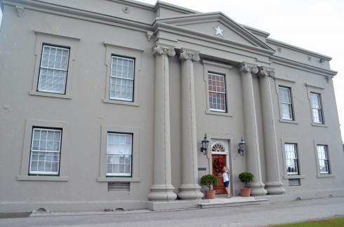 Bermuda Cabinet Room
