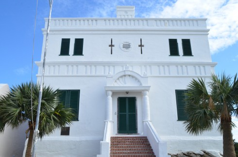 First Bermuda Seat of Government, 1642