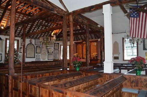 Interior, St. Peter's Church