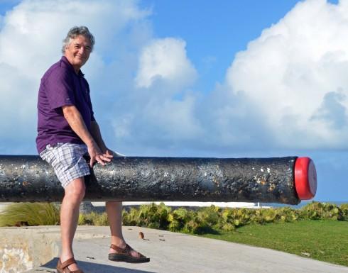 My Bermuda Cannon