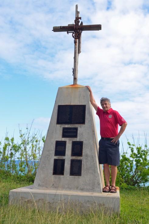 Sea Venture Monument