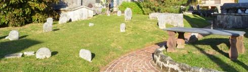 St. Peter's White Graveyard