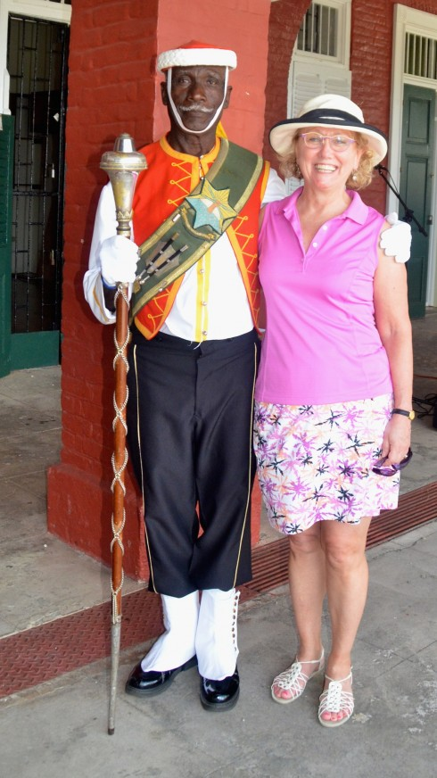 Alison & the Drum Major