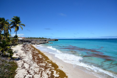 Touring Barbados - Bottom Bay