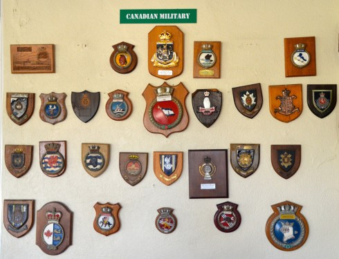 Canadian Military Crests