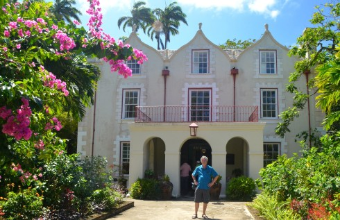 St. Nicholas Abbey, northern Barbados