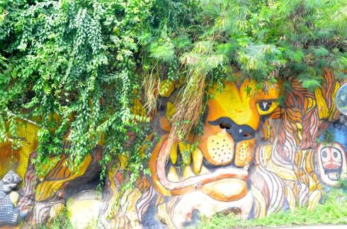 Procession Lion