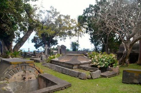 Touring Barbados - St. John Parish Cemetery