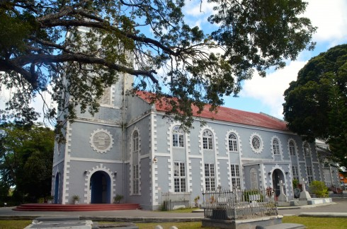 St. Mary's Cathedral, Bridgetown
