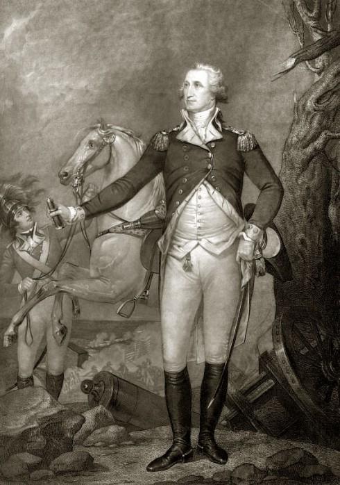 General Washington at Trenton