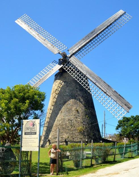 Morgan Lewis windmill, northern Barbados