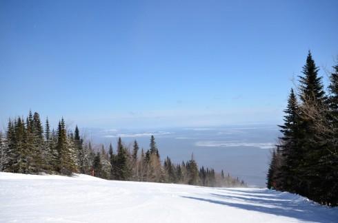 La Petite Riviere trail, Le Massif