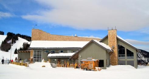 Main Lodge, Le Massif