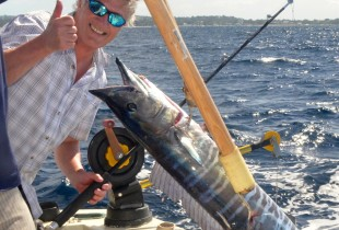 Deep Sea Fishing in Barbados